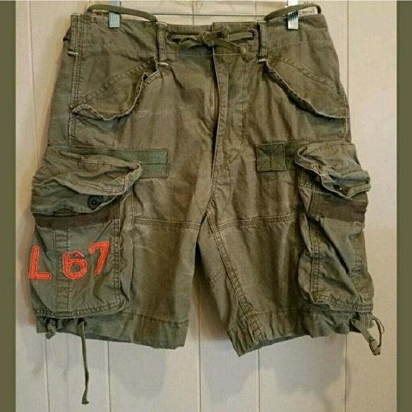 89fc8bd823 Polo by Ralph Lauren Shorts | Rl 67 Combat Cargo Size 30 | Poshmark